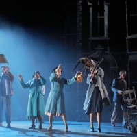 Photo Flash: First Look At Sarah Waters's THE NIGHT WATCH Photo