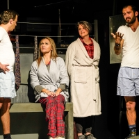 Photo Flash: Ground Floor Theatre and Deaf Theatre Austin Present NEXT TO NORMAL