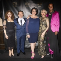 Photo Flash: Bernadette Peters, Julie Halston, Sierra Boggess, Jason Gotay and More at BROADWAY BELTS FOR PFF! Photos