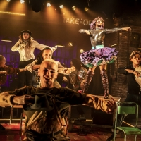 Photo Flash: First Look at RENT at Hope Mill Theatre