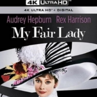Paramount to Release MY FAIR LADY and SUPER 8 on 4k Ultra HD Photo