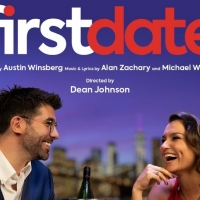 FIRST DATE, Starring Samantha Barks and Simon Lipkin Comes To BroadwayHD Photo