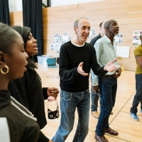 Photo Flash: Inside Rehearsal For OUR LADY OF KIBEHO at Theatre Royal Stratford East