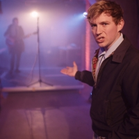 Photo Flash: First Look at Jack Holden in the Filming of the World Premiere of C Photos