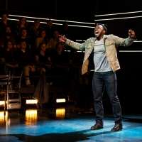 Photo Flash: First Look at Joshua Henry & More in MCC's THE WRONG MAN Photo