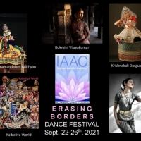 2021 Erasing Borders Dance Festival Announced Photo