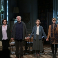 Photo Coverage: Jonathan Pryce, Eileen Atkins, and the Cast of THE HEIGHT OF THE STORM Take Their Opening Night Bows