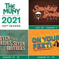 The Muny Announces Delayed Start Of 103rd Season; SWEENEY TODD & MARY POPPINS Postpon Photo