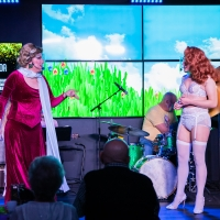 Photo Flash: First look at THE GRETTA AND GILDA EASTER SPECTACULAR Photos
