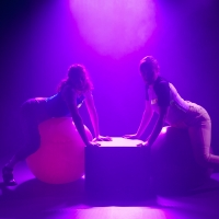 Photo Flash: Get a Look at Production Photos of FITTER at the Soho Theatre