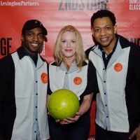 Photo Coverage: Broadway Unites for Second Stage's All-Star Bowling Classic! Photo