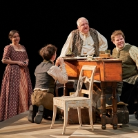 Photo Flash: Get a First Look at the World Premiere of BACH & SONS at the Bridge Thea Photo