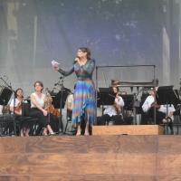 Photo Coverage: Jessica Vosk & More Kick Off New York Philharmonic's Bryant Park Picnic Pe Photo