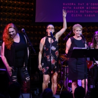 Photo Flash: LaChanze, Liz Callaway & More Unite for Carmel Dean's WELL-BEHAVED WOMEN Photos