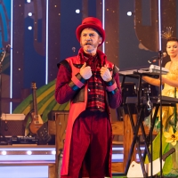 Photo Flash: First Look at JACK AND THE BEANSTALK AT Theatr Clwyd Photo