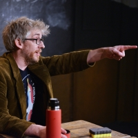 Photo Flash: First Look at Old Red Lion's Triptych - NUCLEAR WAR, BURIED, and GRACELA Photo