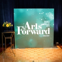 Society For The Performing Arts Celebrates 2021 Arts Forward Gala  Photo