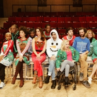 Photo Flash: The Cast of OKLAHOMA! Celebrates the Holidays in Festive Sweaters Photo