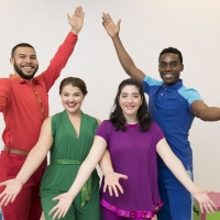 Photo Flash: Meet the Cast of the City-Wide School Tour Of Oscar Hammerstein II's ALL Photo