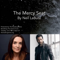 Julia Murney and Colin Donnell Set To Star in THE MERCY SEAT For The Actors Fund Photo