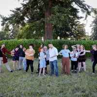 Photo Flash: Metropolitan Performing Arts in Rehearsal for LOVE'S LABOUR'S LOST Photo