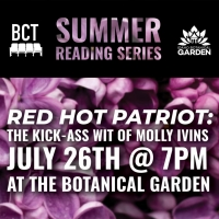 Boise Contemporary Theater Will Host Reading of RED HOT PATRIOT: The Kick-Ass Wit of  Photo