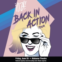 Alabama Theatre Presents Iliza Shlesinger's #BACKINACTION Tour Photo