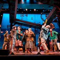 Photo Flash: First Look at the World Premiere of DOLLY PARTON'S SMOKY MOUNTAIN CHRISTMAS CAROL at Boston's Emerson Colonial Theatre Photos