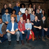 Photo Coverage: Meet the Cast of GIRL FROM THE NORTH COUNTRY on Broadway! Photo