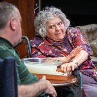 Photo Flash: First Look at SYDNEY AND THE OLD GIRL at Park Theatre Photo