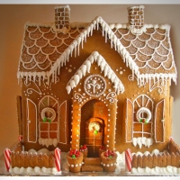 The Warner Announces a Community Gingerbread House Contest Photo