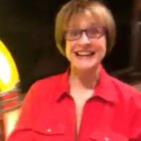 VIDEO: Patti LuPone Continues Her Viral Basement Tour! Photo