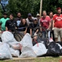 INTO THE WOODS Cast Becomes Cleanup Crew In Morristown