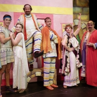 Photo Flash: First Look at A FUNNY THING HAPPENED ON THE WAY TO THE FORUM at The Krav Photo