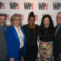 Photo Coverage: Go Inside Opening Night of WHERE WE STAND at WP Theater