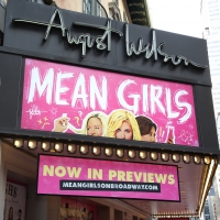 Theater Stories: MEAN GIRLS Box Office Records, Backstage Traditions and More About T Photo