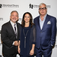 Photo Coverage: Chita Rivera, Gavin Creel, Laura Benanti, and More Attend the Fifth Annual Broadway Back To School Gala