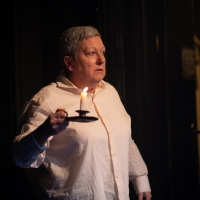 Photo Flash: First Look at A CHRISTMAS CAROL At Bridge House Theatre Starring Rachel Izen As The First Female Ebenezer Scrooge