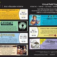 Poway OnStage Announces the Return of its Virtual Field Trip Series Photo
