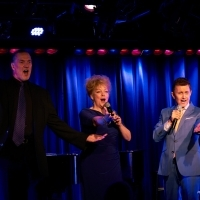 Photo Flash: Sullivan & Harnar Sing Harnick & Strouse At The Laurie Beechman Theater