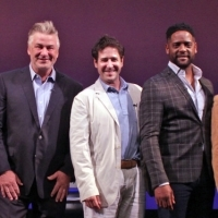 Photo Flash: Alec Baldwin And Blair Underwood Star In STAN THE MAN Staged Reading At Guild Hall Of East Hampton