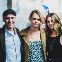 Photo Flash: Milo Manheim, Cara Delevingne & More Visit DERREN BROWN: SECRET
