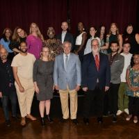 Photos: Meet The 2021 Drama League Directing Fellows! Professionals Week Kick-Of Photos