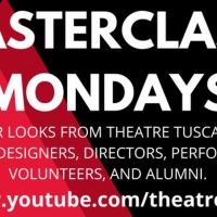 Theatre Tuscaloosa Launches MASTERCLASS MONDAYS Video Series Photo