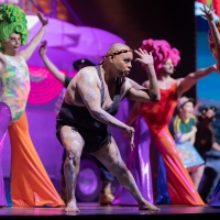 Photo Flash: First Look at PRISCILLA QUEEN OF THE DESERT at Crown Theatre Photos