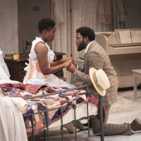 Photo Flash: Take a Look Inside Postponed Production of INTIMATE APPAREL at Northlight Theatre Photos