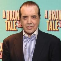 Chazz Palminteri Brings One-Man A BRONX TALE toWaterbury's Palace Theater Photo