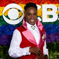 Billy Porter Hosted The ACLU's Bill of Rights Gala Photo