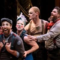 Photo Flash: Porchlight Music Theatre Presents The Return Of The Ruffians' BURNING BL Photo