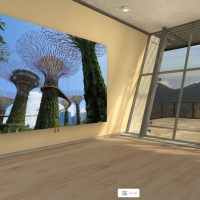 The British Ecological Society Present a Virtual Gallery Of Future Green Spaces in Ed Photo